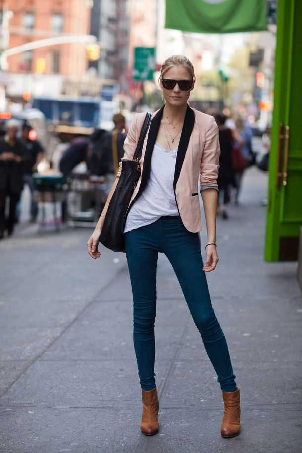 28 Amazing Street Style Combinations for Fall