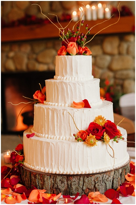 Cake Decor Fall : 24 Great Ideas for Fall Wedding Cake Decoration - Style ...
