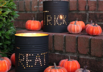 13 Cool & Easy DIY Halloween Decor Ideas -