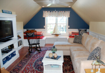 25 Great Attic Room Design Ideas - ideas, Attic Room, attic