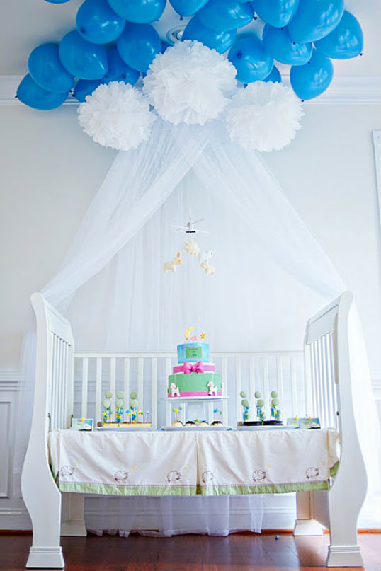 17 Adorable Baby Shower Decoration Ideas Style Motivation