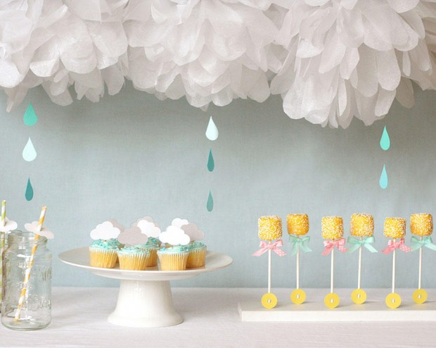 17 Adorable Baby Shower Decoration Ideas (12)