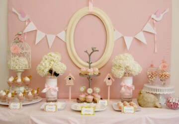 17 Adorable Baby Shower Decoration Ideas - party, Decoration Ideas, baby shower decorations, baby shower