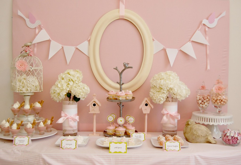 17 Adorable Baby Shower Decoration Ideas →