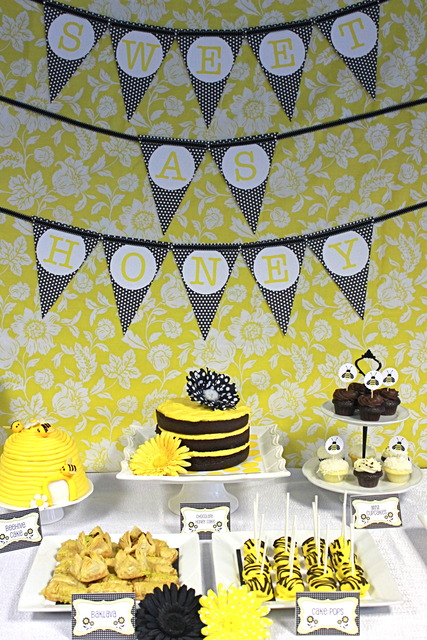 17 Adorable Baby Shower Decoration Ideas (2)
