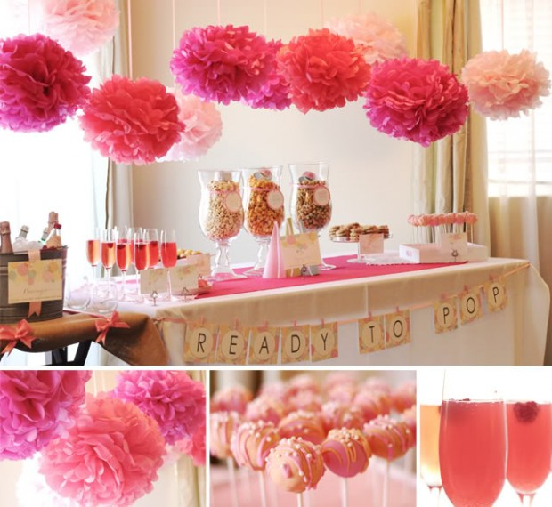 17 Adorable Baby Shower Decoration Ideas (7)