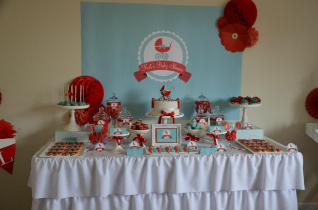 17 Adorable Baby Shower Decoration Ideas