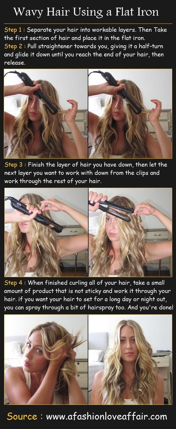 17 Gorgeous Wavy Hairstyle Ideas and Tutorials (14)