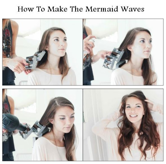 17 Gorgeous Wavy Hairstyle Ideas and Tutorials (2)