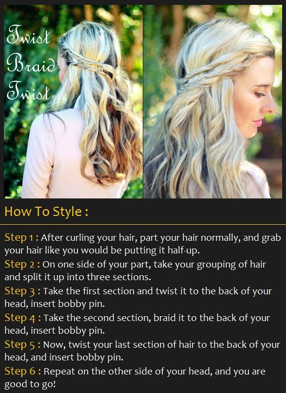 17 Gorgeous Wavy Hairstyle Ideas and Tutorials (8)