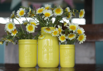 22 Fun And Amazing DIY Projects From Old Jars - old, mason jar, jar, ideas, fun, diy, crafts, collection, amazing