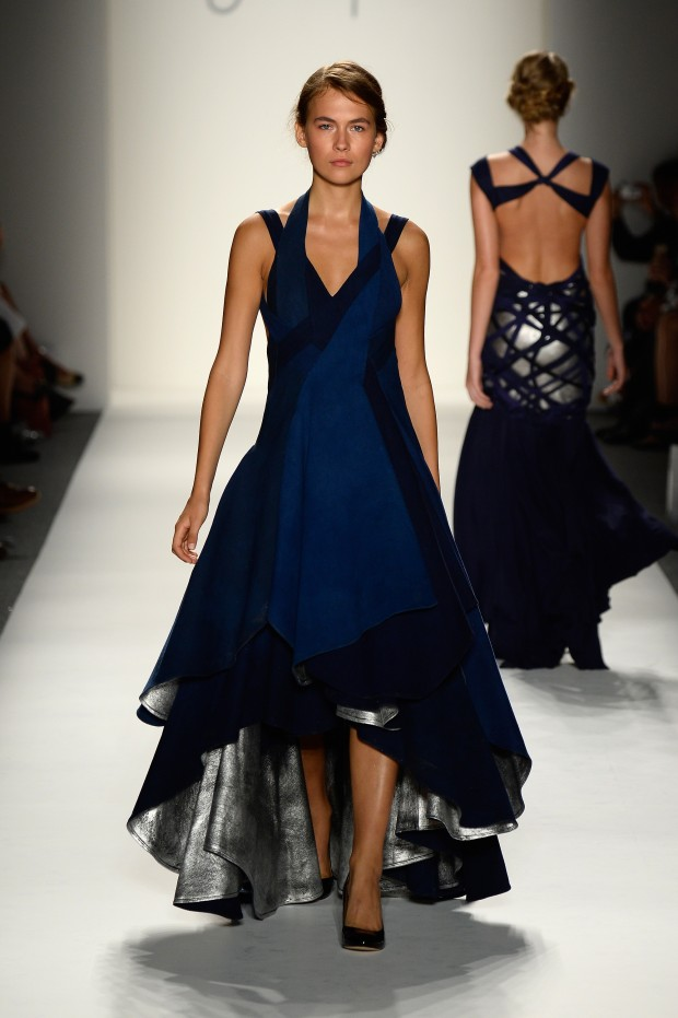 Supima - Runway - Mercedes-Benz Fashion Week Spring 2014
