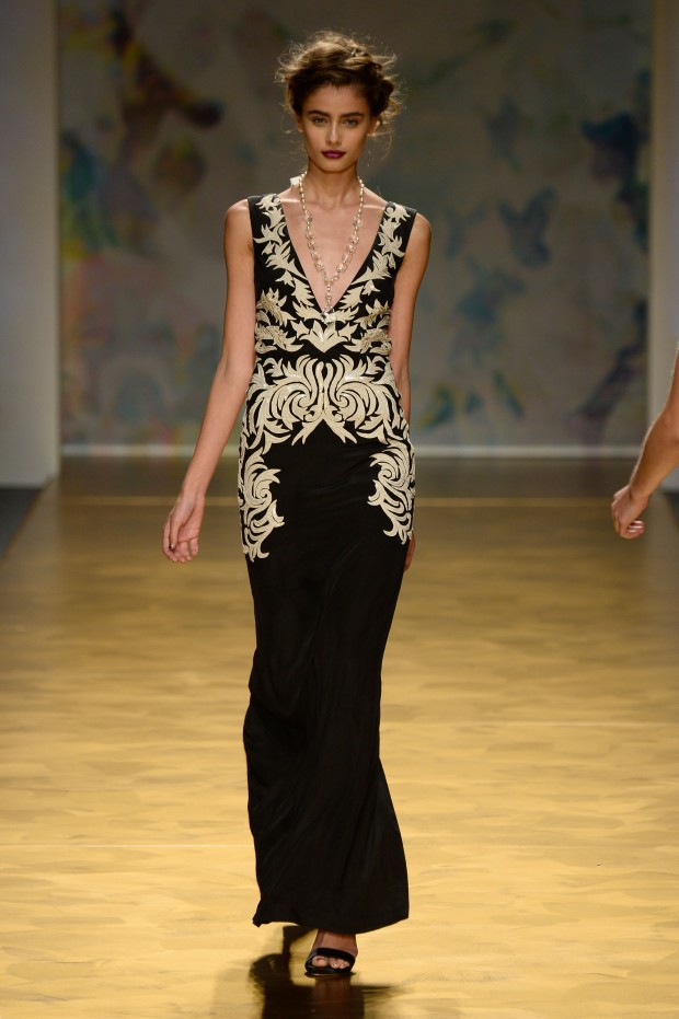 Nicole Miller - Runway - Mercedes-Benz Fashion Week Spring 2014