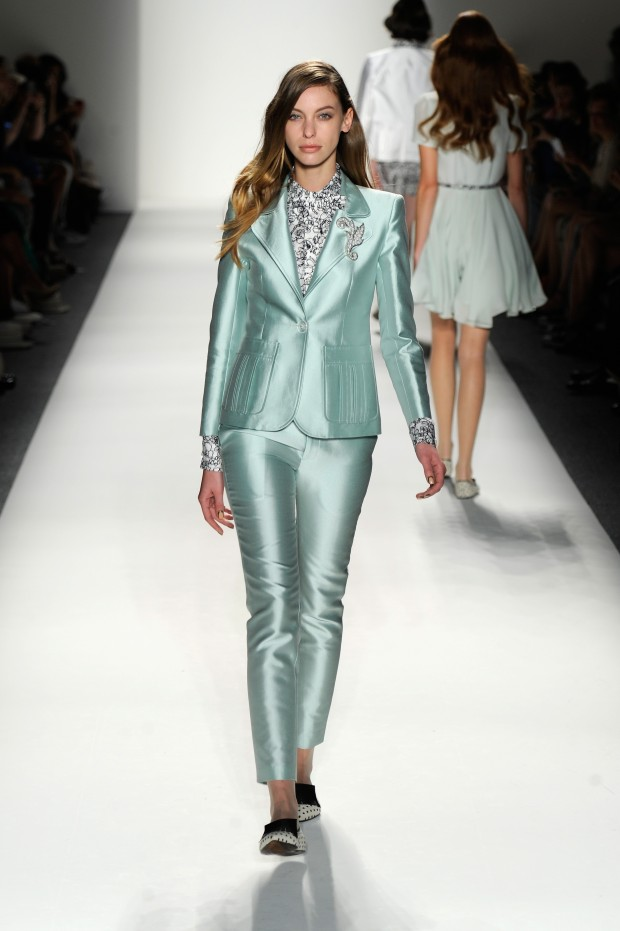 Ruffian - Runway - Mercedes-Benz Fashion Week Spring 2014