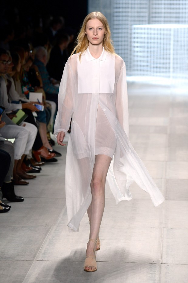 Lacoste - Runway - Mercedes-Benz Fashion Week Spring 2014