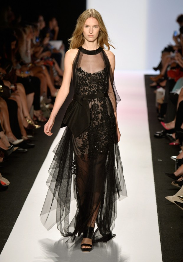 Mercedes-Benz Fashion Week Spring 2014 - Official Coverage - Best Of Runway Day 1