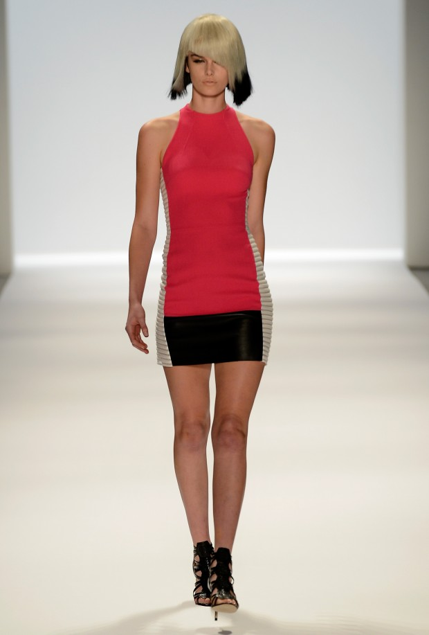 Mercedes-Benz Fashion Week Spring 2014 - Official Coverage - Best Of Runway Day 2