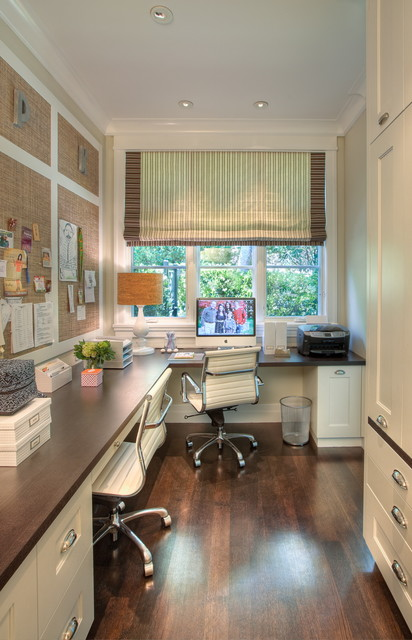 20 Amazing Home Office Design Ideas - Style Motivation