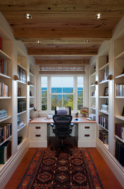 20 amazing home office design ideas style motivation - Home office designs ideas ...