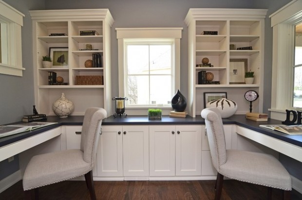 Admirable 20 Amazing Home Office Design Ideas Style Motivation Largest Home Design Picture Inspirations Pitcheantrous