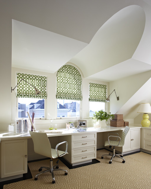 20 Amazing Home Office Design Ideas (9)