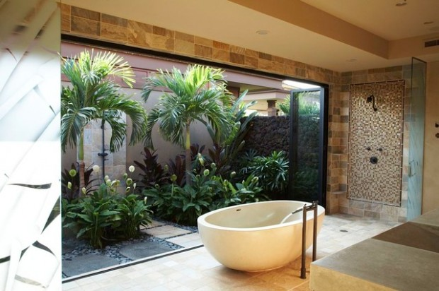 20 Amazing Indoor Garden Design Ideas