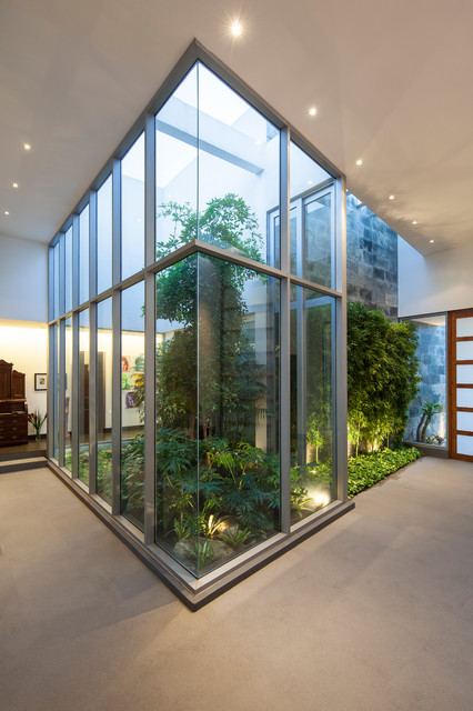 20 Amazing Indoor Garden Design Ideas (12)