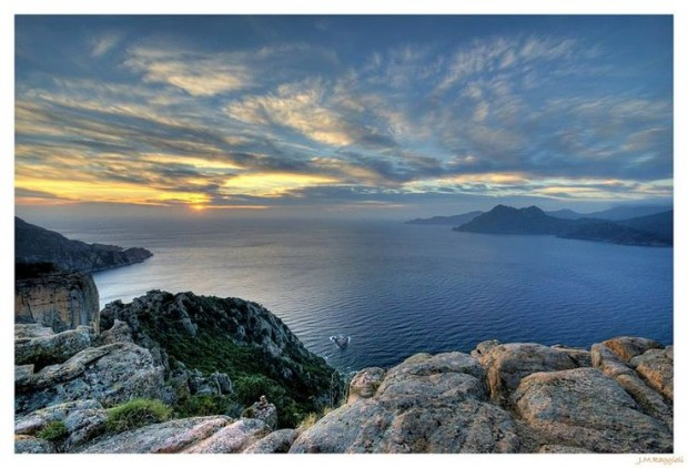 20 Beautiful Photos of Corsica  island in the Mediterranean Sea