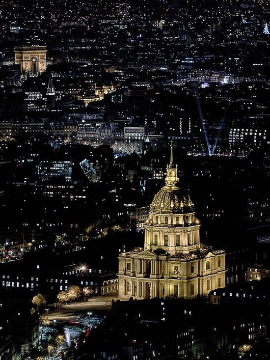 20 Breathtaking Photos of Paris at Night (15)