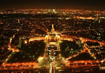 20 Breathtaking Photos of Paris at Night - Paris night, paris, night