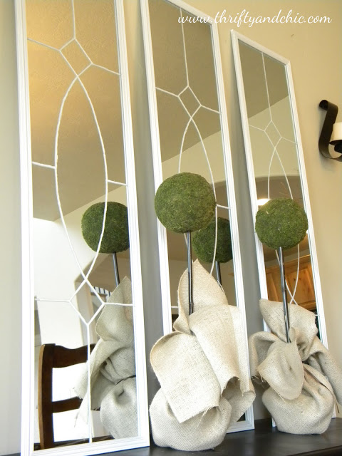 20 Gorgeous DIY Mirror Ideas for Your Home (9)