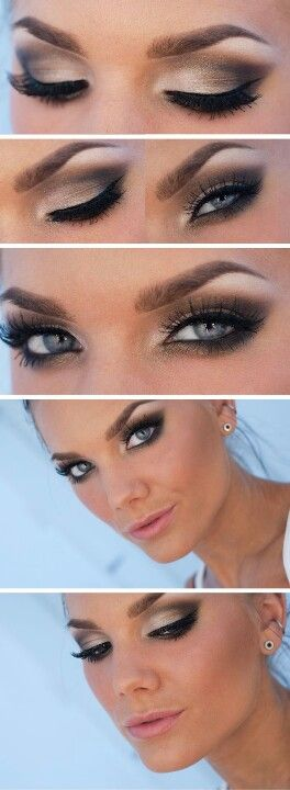 20 Great and Helpful Ideas, Tutorials and Tips for Perfect Makeup (10)