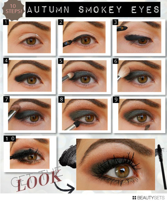 20 Great and Helpful Ideas, Tutorials and Tips for Perfect Makeup (11)