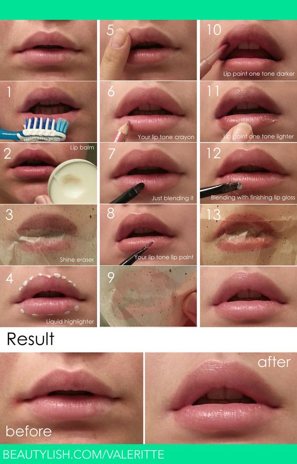 20 Great and Helpful Ideas, Tutorials and Tips for Perfect Makeup (14)