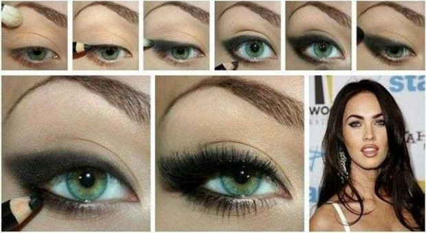 20 Great and Helpful Ideas, Tutorials and Tips for Perfect Makeup (17)