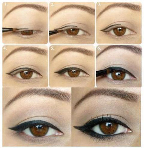 20 Great and Helpful Ideas, Tutorials and Tips for Perfect Makeup (19)