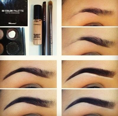 20 Great and Helpful Ideas, Tutorials and Tips for Perfect Makeup (2)