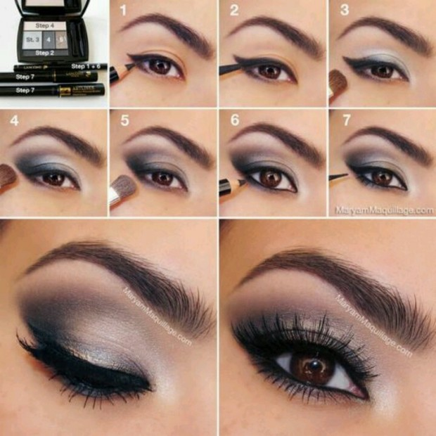 20 Great and Helpful Ideas, Tutorials and Tips for Perfect Makeup (3)