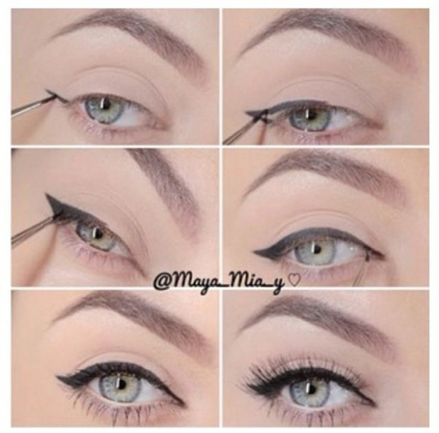 20 Great and Helpful Ideas, Tutorials and Tips for Perfect Makeup (6)