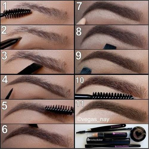 20 Great and Helpful Ideas, Tutorials and Tips for Perfect Makeup (9)