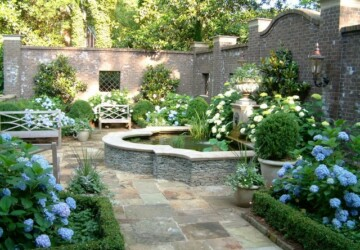 20 Landscape Outdoor Area Design Ideas in Traditional Style - traditional style outdoor, outdoors, landscape outdoors