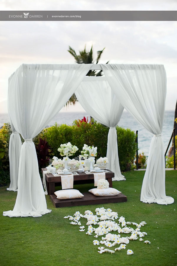 20 Pure White Wedding Decor Ideas for Romantic Wedding