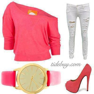 20 Stylish Combinations in Bright Colors for Fall Days (11)