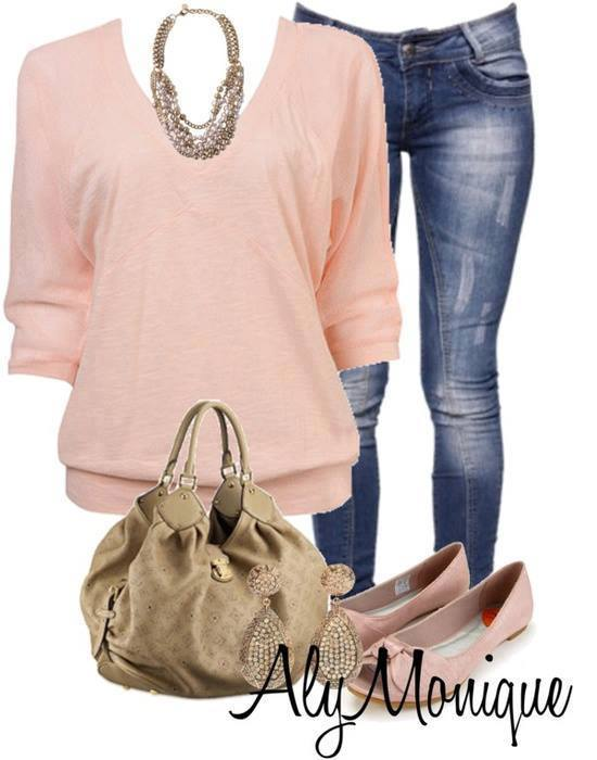 20 Stylish Combinations in Bright Colors for Fall Days (14)