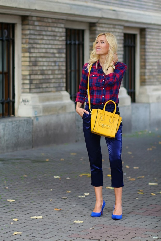 20 Urban Street Style Combinations by Famous Fashion Bloggers