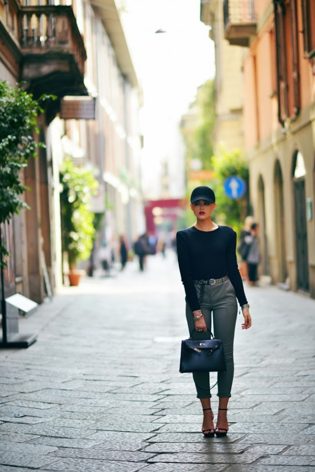 20 Urban Street Style Combinations by Famous Fashion Bloggers (14)