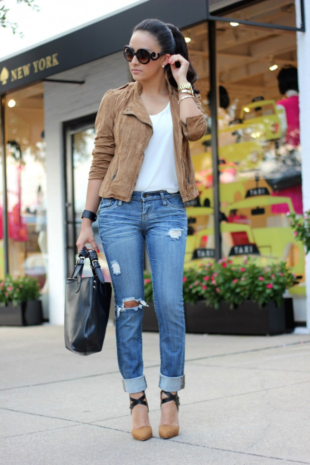 20 Urban Street Style Combinations by Famous Fashion Bloggers (5)