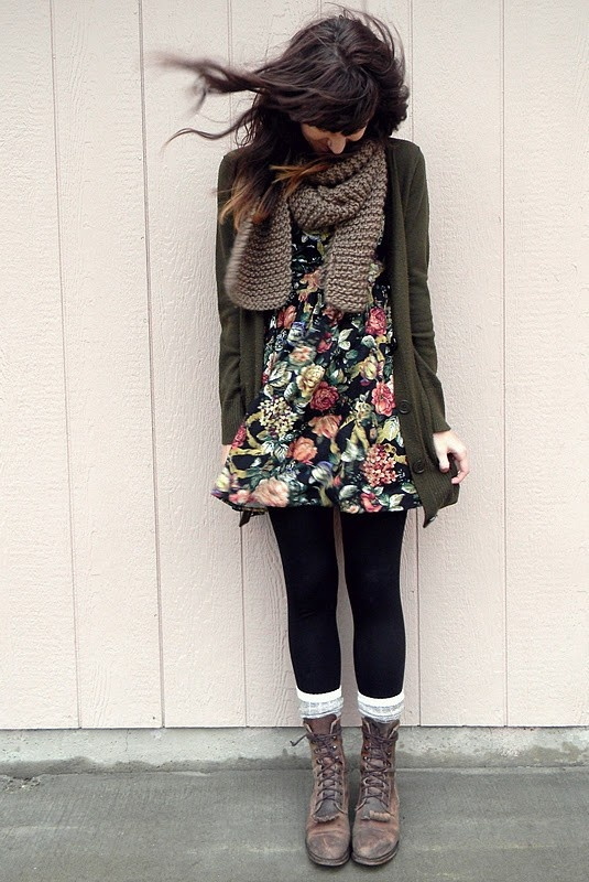 21 Stylish Outfit Ideas for Cold Days (18)