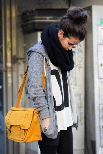 21 Stylish Outfit Ideas for Cold Days (20)