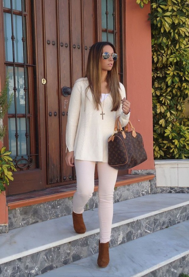 21 Stylish Outfit Ideas for Cold Days (21)